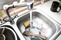 cara mengatasi saluran air mampet