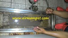 saluran air mampet